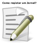 Como registar um Jornal escolar?